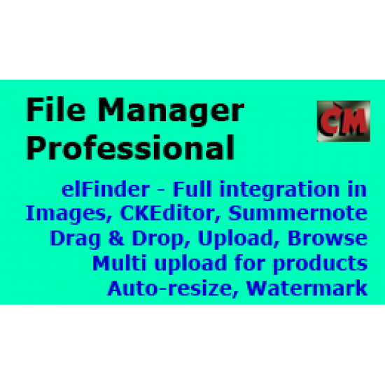 File Manager Professional