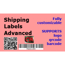 Shipping Labels Advanced